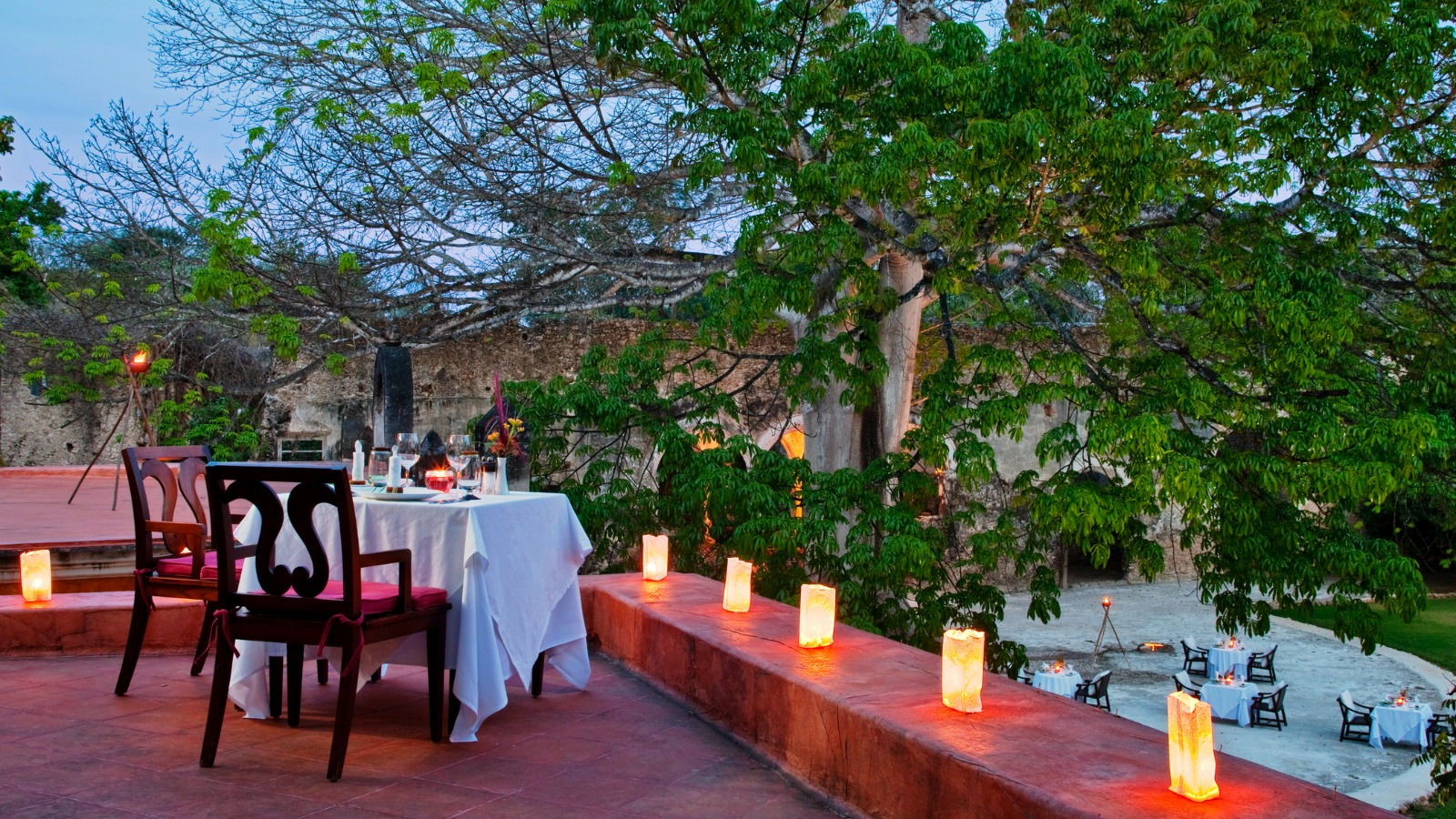 Hacienda Uayamon - Romantic Weddings